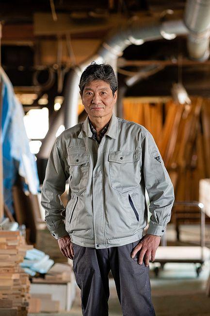 代表取締役 山田昭吉