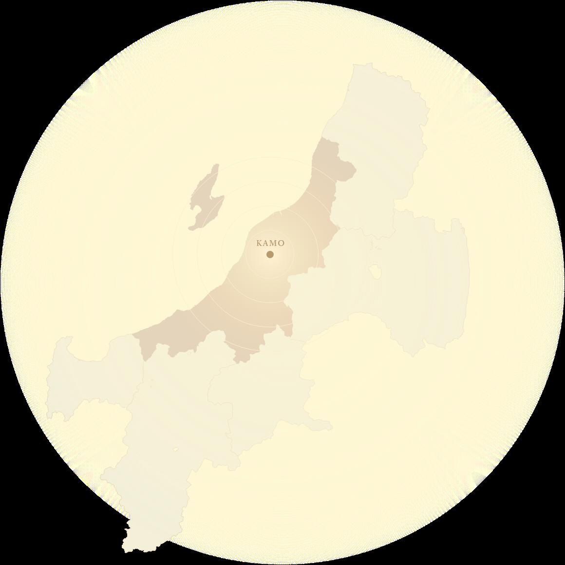 北越の小京都 加茂