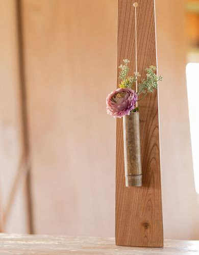 デザイン性の高い建具・木製品を暮らしの安らぎに